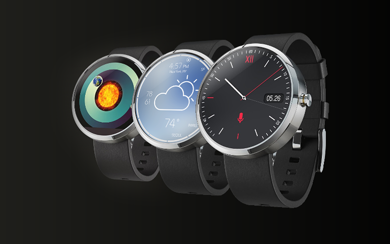 5 Reasons why you should own Moto 360 Smartwatch_features_Adopt your watch to any mood with Customisable Watch Faces