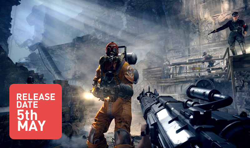 Top 5 most eagerly awaited PS4 games of 2015  Wolfenstein The Old Blood