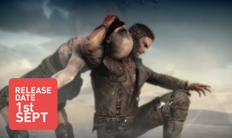 Top 5 most eagerly awaited PS4 games of 2015 mad max