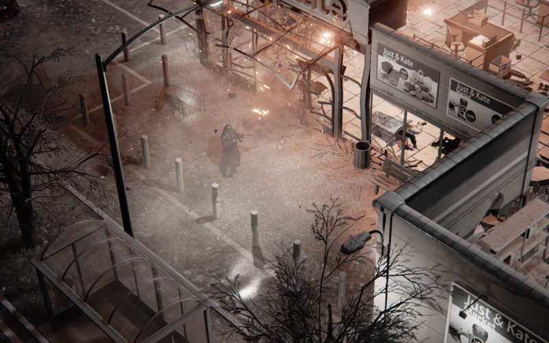 PC Game Hatred coming in June-screenshot