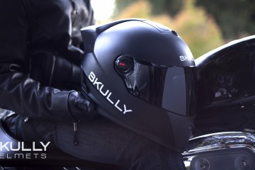 Skully Smart Helmet - Gadget of the Week-featured