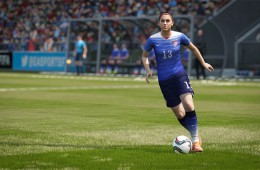 FIFA 16 Has Women's Teams-game