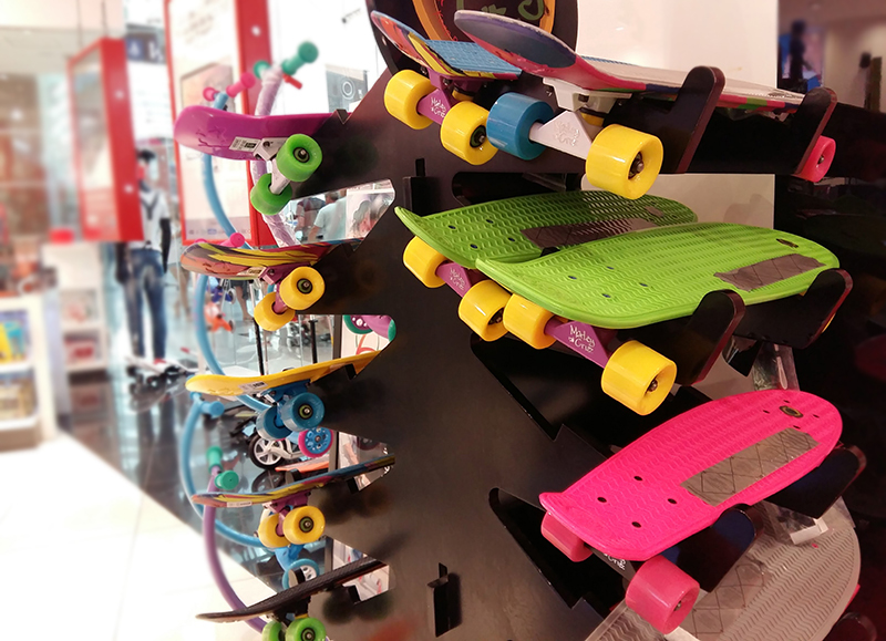 Penny or Banana Boards - cute but awesome