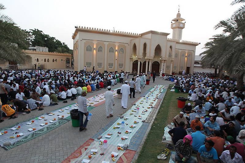 Ramadan in Dubai What You Need To Know - food