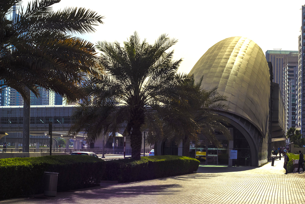 A Guide to Dubai Metro-damac