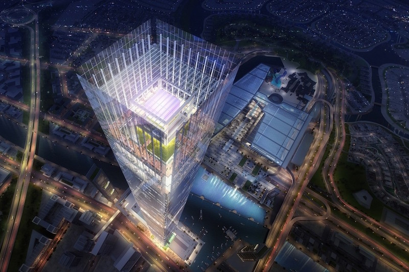 More of the World's Largest Stuff Planned for Meydan One Dubai