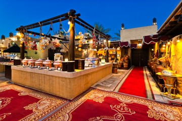 Bab Al Shams Resort & Spa for EID? You Ain't Wrong